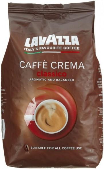 Kava Lavazza Caffe Crema Classico 1kg