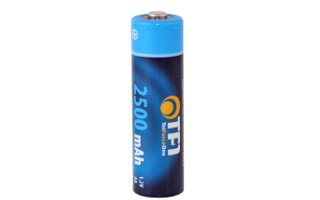 Bat. TF1 AA / R6 2500mAh NiMH 1.2V