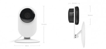 Xiaomi Yi 2 Night  WiFi Smart WebCam