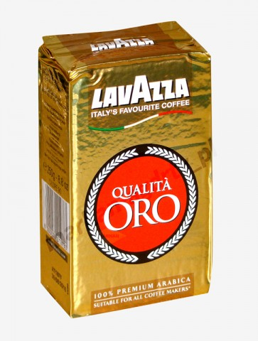 Kava Lavazza Qualita ORO 250g.