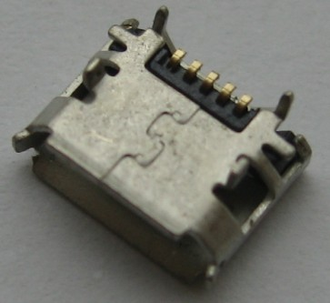 Lizdas micro USB LM21