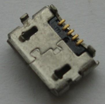 Lizdas micro USB LM22