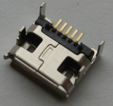 Lizdas micro USB LM24