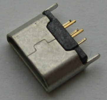 Lizdas micro USB LM28