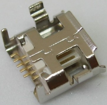 Lizdas micro USB LM41