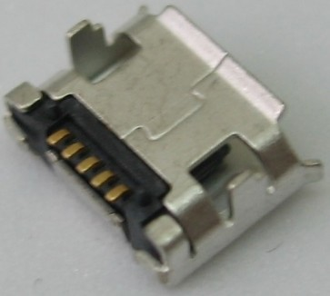 Lizdas micro USB LM46