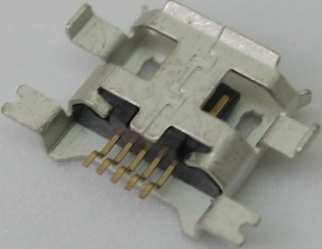 Lizdas micro USB LM50