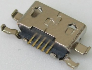 Lizdas micro USB LM52