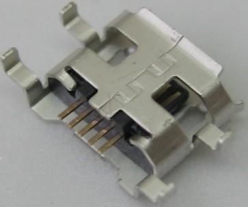 Lizdas micro USB LM61