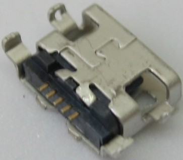 Lizdas micro USB LM63
