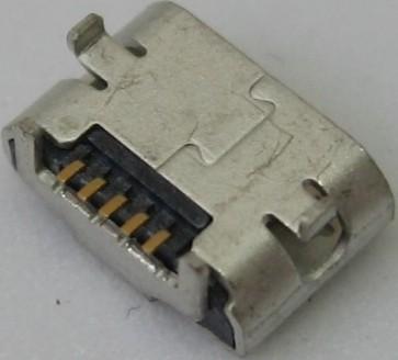 Lizdas micro USB LM71