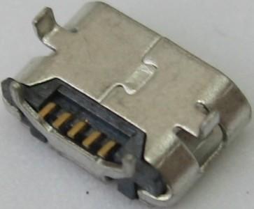 Lizdas micro USB LM72