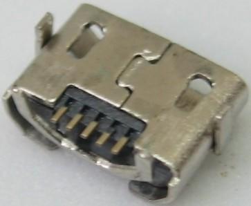 Lizdas micro USB LM75