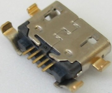 Lizdas micro USB LM92