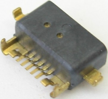 Lizdas micro USB LM98