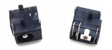 DC lizdas 5.5x2.1mm. LNB13