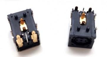 DC lizdas 7.4x5.0mm. LNB40
