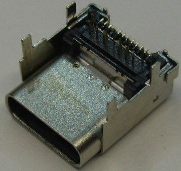 Lizdas USB-C LUC50