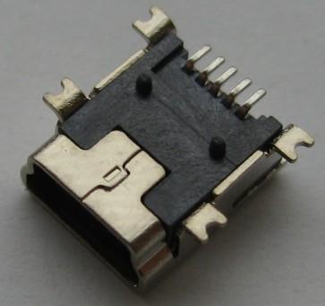 Lizdas mini USB LUSB2