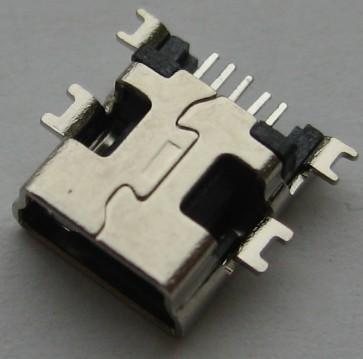Lizdas mini USB LUSB3