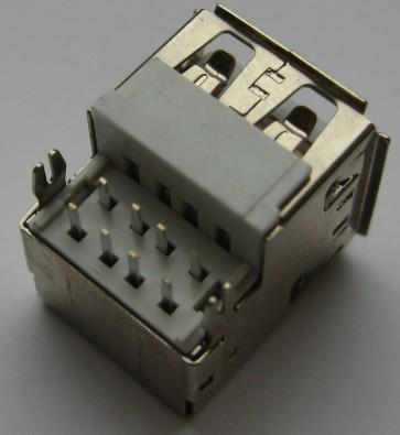 Lizdas USB LUSB40
