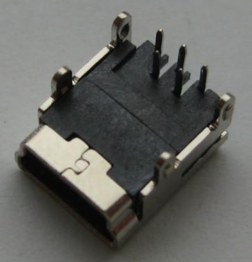 Lizdas mini USB LUSB5