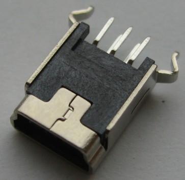 Lizdas mini USB LUSB6