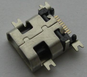 Lizdas mini USB LUSB8