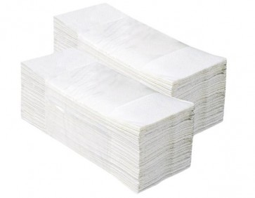 Popieriniai rankšluoščiai servetėlėmis V 2sl.