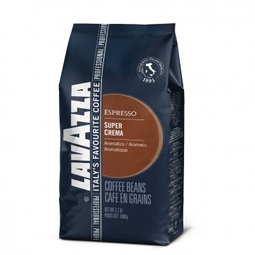 Kava Lavazza Super Crema 1 kg