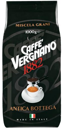 Kava Vergnano Antica Bottega 1kg.