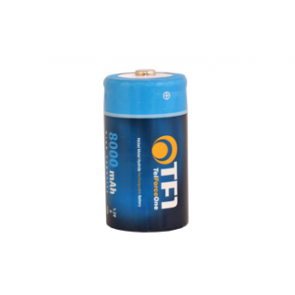 Bat. TF1 D 8000mAh NiMH 1.2V