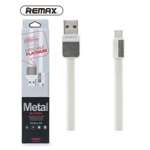 Kab. REMAX USB > USB Type-C 1m.